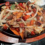 「孜然羊肉」クミンのラム辛味炒めは本郷で食べられる!