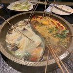 麻辣火鍋は串で食べるべし:池袋で串火鍋を初体験!